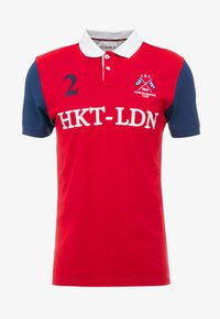 HKT by Hackett - MULTI - Polo shirt - red/navy - 4