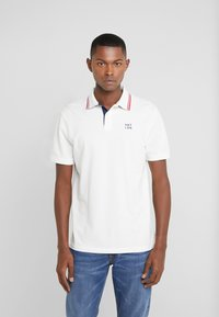 HKT by Hackett - SLIM FIT - Polotričko - white - 0