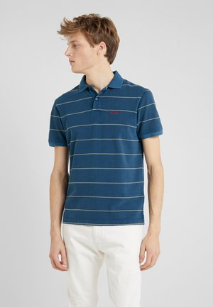 FADED  SLIM FIT - Poloshirt - shadow