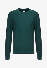 HKT by Hackett - ESSENTIAL CREW - Stickad tröja - dark green - 4
