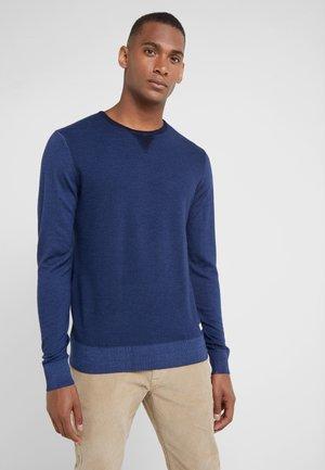 TRIM CREW - Stickad tröja - blazer