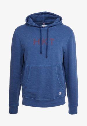 HOODY - Kapuzenpullover - blue