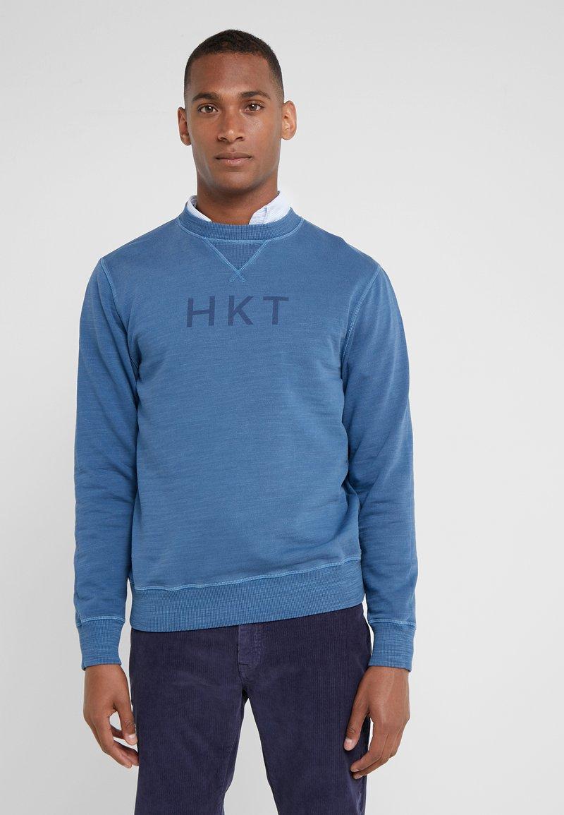 HKT by Hackett - CREW - Sweater - petrol