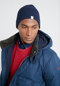 HKT by Hackett - BEANIE - Muts - blue - 1
