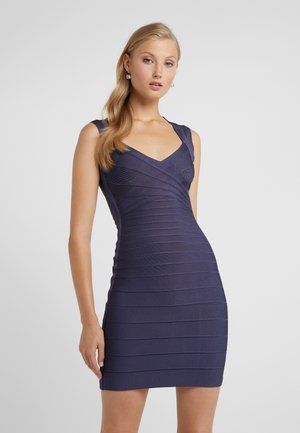 ICONIC DRESS - Occasion wear - deep sea