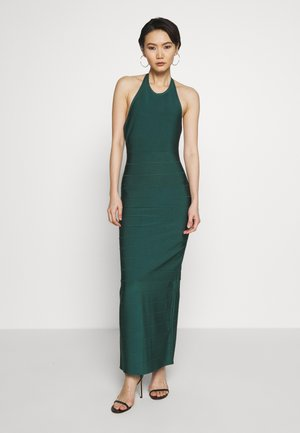 CREW NECK GOWN - Occasion wear - bright elm