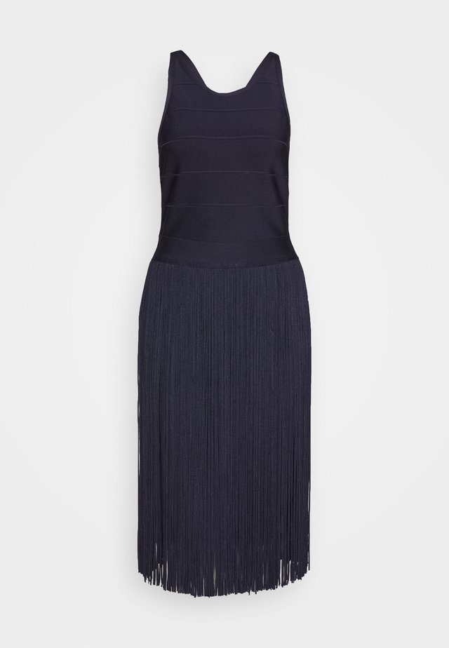 Cocktail dress / Party dress - dark navy