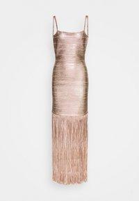 Hervé Léger - Sukienka koktajlowa - rose gold - 5