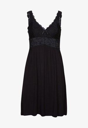SLIPDRESS - Koszula nocna - black