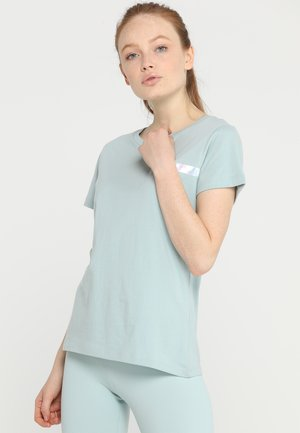 TEE REGULAR SMALL BRANDED - Camiseta estampada - ether