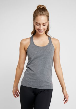 TANK - Top - soft grey