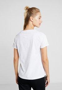 Hunkemöller - REGULAR  - Camiseta estampada - white - 2
