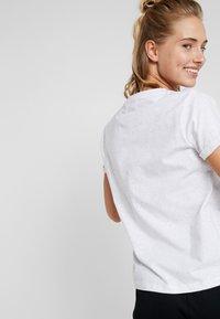 Hunkemöller - REGULAR  - Camiseta estampada - white - 3