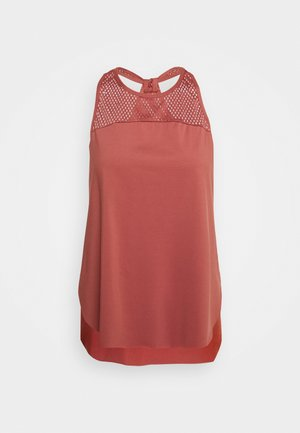 TANK - Top - withered rose pink
