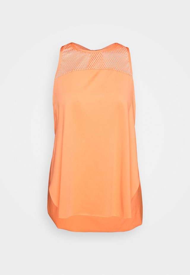 TANK LOOSE FIT - Linne - coral