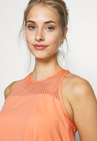 Hunkemöller - TANK LOOSE FIT - Top - coral - 4