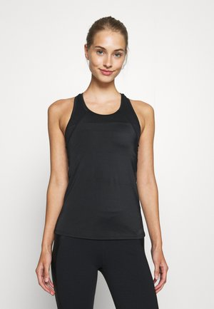 TANK PERFORMANCE - Toppe - black