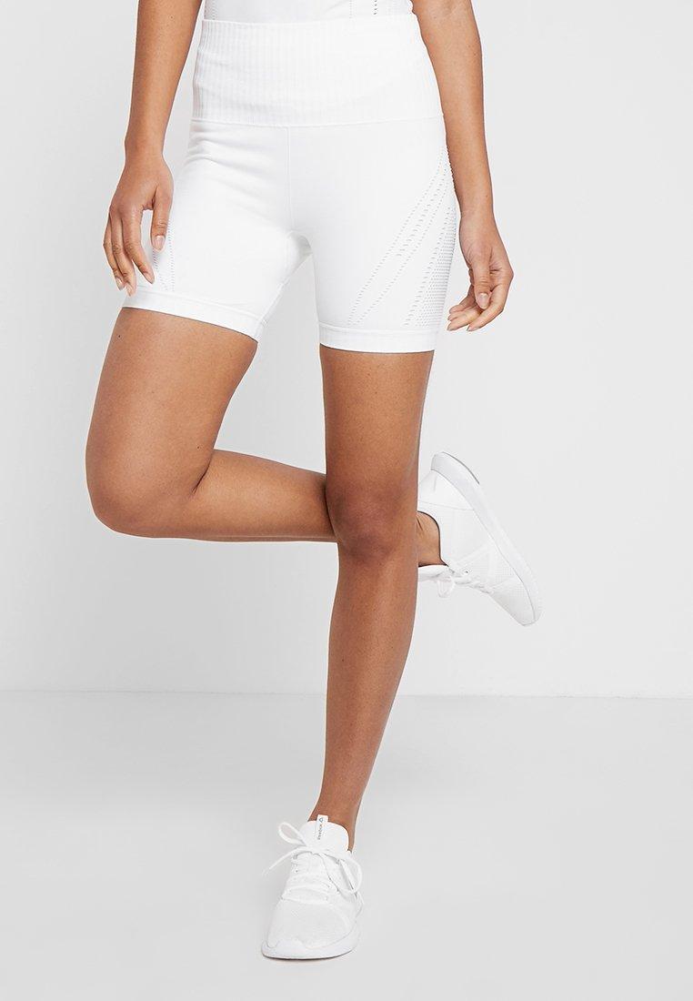 Hunkemöller - SHORT - Leggings - white