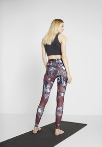 Hunkemöller - LEGGING - Medias - purple potion - 2