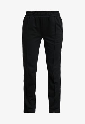 SLIM PANT - Tracksuit bottoms - black
