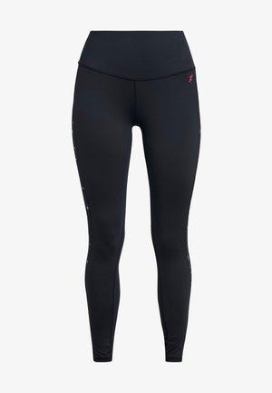 LEGGING STAR - Legging - black