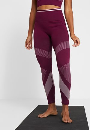 LEGGING - Collant - purple potion