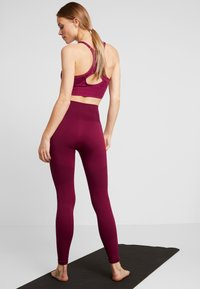 Hunkemöller - LEGGING - Tights - purple potion - 2