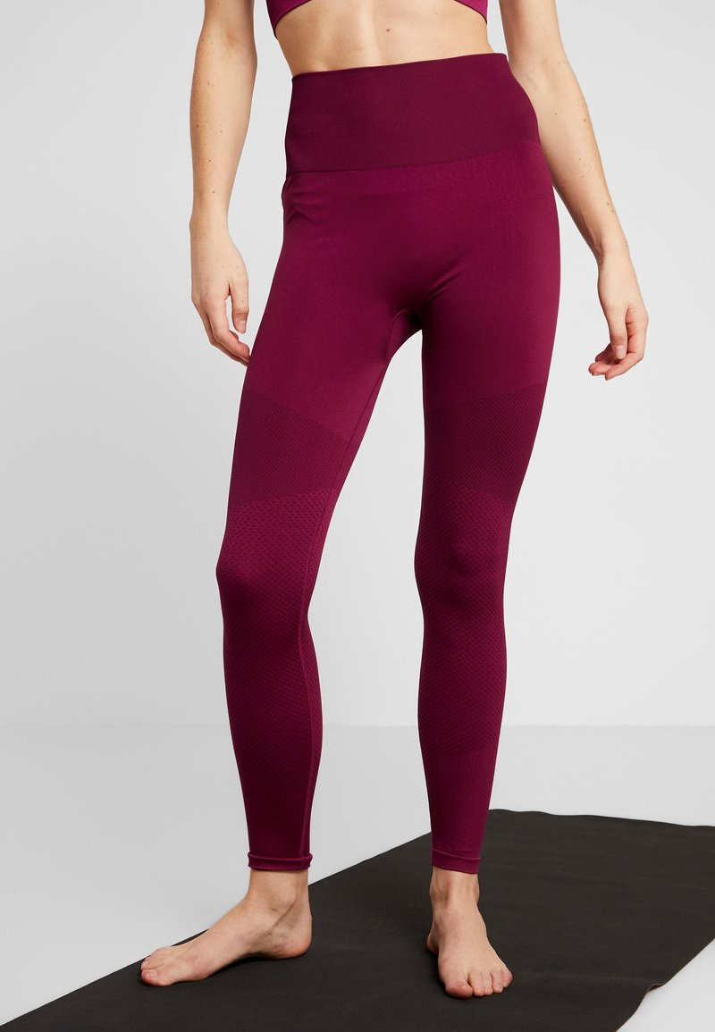 Hunkemöller - LEGGING - Tights - purple potion