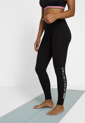 LEGGING - Trikoot - black