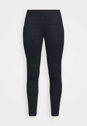 LEGGING ZIP - Legging - black