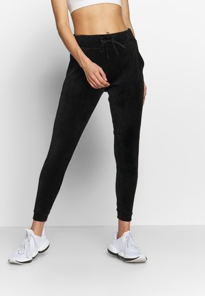 TRACKPANT - Tracksuit bottoms - black