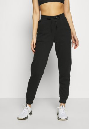 SLIM PANT - Jogginghose - black