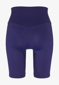Hunkemöller - CYCLING SHORTS ZIP - Medias - astral aura