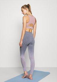 Hunkemöller - OMBRE - Legging - astral aura - 2