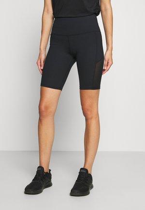 CYCLING SHORTS - Sportovní kraťasy - black