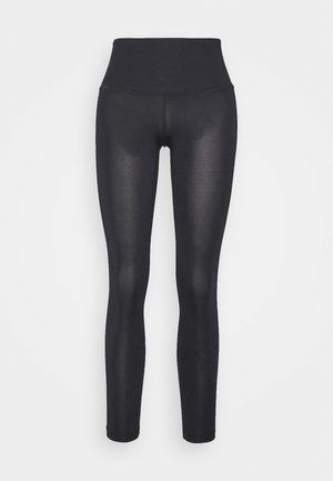 LEGGING BRANDED - Collant - black