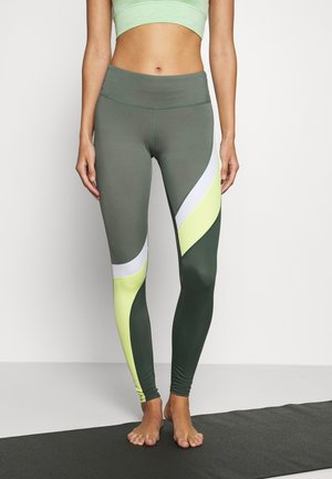 Legging - agave green