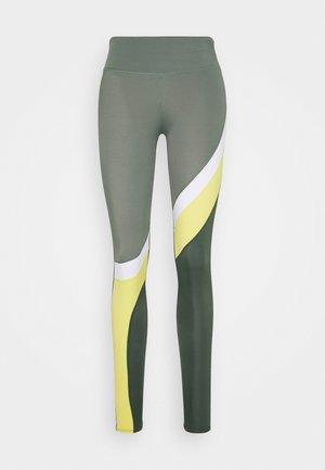 Legging - agave green