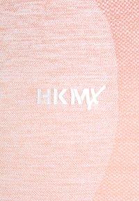 Hunkemöller - SHORT OMBRE - Leggings - adobe rose - 2