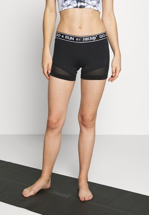 SHORT - Medias - black