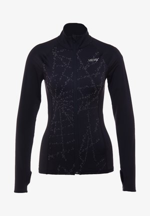 RUNNING JACKET - Trainingsvest - black
