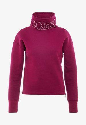 SWEATER - Sweater - purple potion
