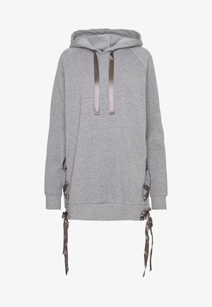Kapuzenpullover - light grey