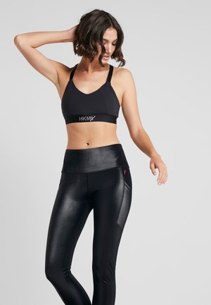 THE YOGA CROP BONDED - Sports-BH - black