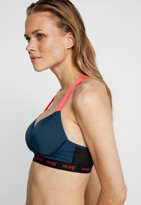 Hunkemöller - THE ALL STAR - Sport BH - blue wing teal