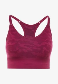Hunkemöller - THE CROP CAMO - Sport BH - purple potion - 3