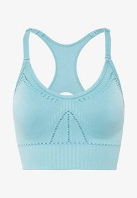 Hunkemöller - THE COMFORT STRAPPY - Sport BH - reef water - 3