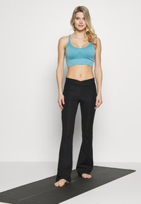 Hunkemöller - THE COMFORT STRAPPY - Sport BH - reef water - 1
