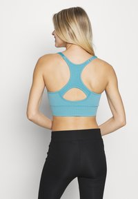 Hunkemöller - THE COMFORT STRAPPY - Sport BH - reef water - 2