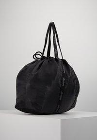 Hunkemöller - TOTE BAG - Sports bag - black - 2